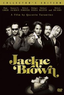 Jackie Brown 1997 poster