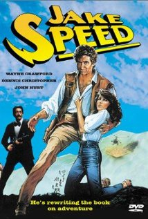 Jake Speed (1986) cover