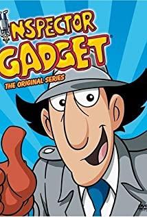 Inspector Gadget (1983) cover