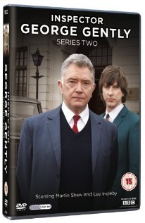 Inspector George Gently (2007) cover