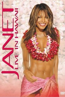 Janet Jackson: Live in Hawaii 2002 poster