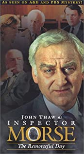 Inspector Morse (1987) cover