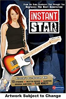 Instant Star 2004 poster