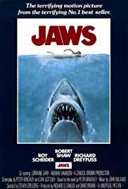 Jaws (1975) cover