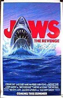 Jaws: The Revenge (1987) cover