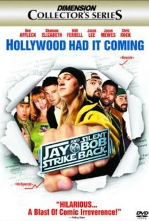 Jay and Silent Bob Strike Back (2001) cover