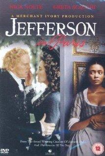Jefferson in Paris (1995) cover