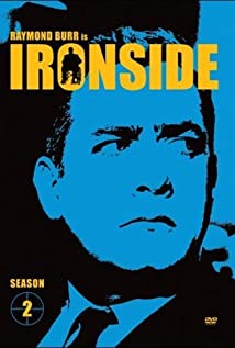 Ironside (1967) cover