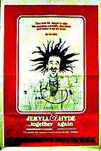 Jekyll and Hyde... Together Again (1982) cover