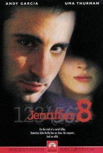 Jennifer Eight 1992 poster