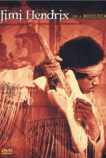 Jimi Hendrix: Live at Woodstock (1999) cover
