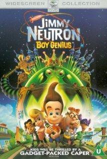 Jimmy Neutron: Boy Genius 2001 poster