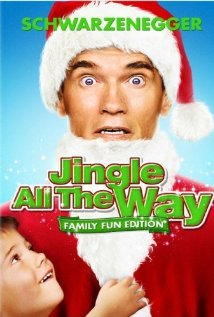 Jingle All the Way (1996) cover