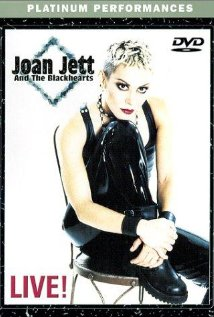 Joan Jett and the Blackhearts: Live! 2001 poster