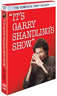 It's Garry Shandling's Show. (1986) cover