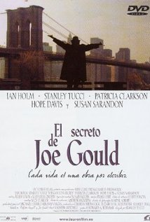 Joe Gould's Secret (2000) cover