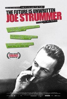 Joe Strummer: The Future Is Unwritten (2007) cover