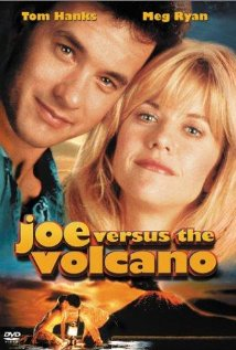 Joe Versus the Volcano (1990) cover