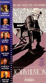 John Huston: The Man, the Movies, the Maverick (1989) cover