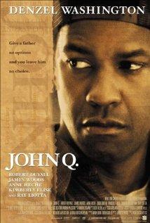 John Q (2002) cover