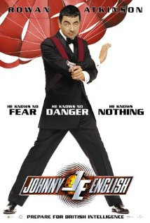 Johnny English (2003) cover