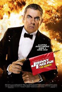 Johnny English Reborn (2011) cover