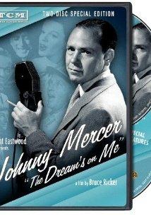 Johnny Mercer: The Dream's on Me (2009) cover