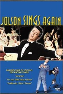 Jolson Sings Again 1949 poster