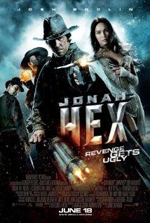 Jonah Hex (2010) cover