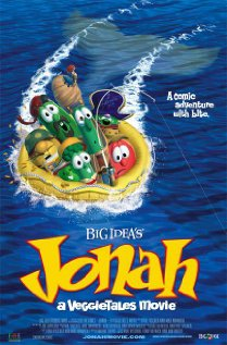 Jonah: A VeggieTales Movie (2002) cover