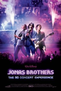 Jonas Brothers: The 3D Concert Experience (2009) cover