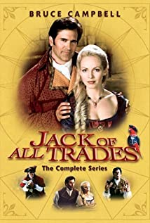 Jack of All Trades 2000 poster