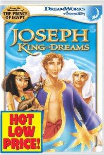 Joseph: King of Dreams (2000) cover