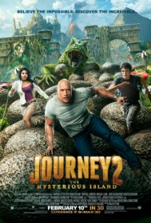 Journey 2: The Mysterious Island (2012) cover