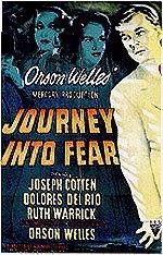 Journey Into Fear (1943) cover
