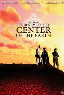 Journey to the Center of the Earth (1959) cover