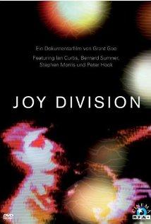 Joy Division 2007 poster