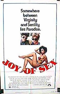 Joy of Sex (1984) cover