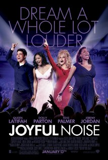 Joyful Noise 2012 poster