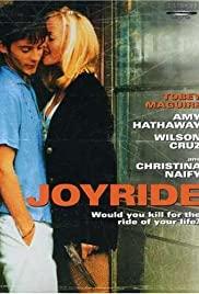 Joyride 1997 poster