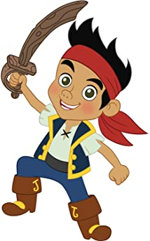 Jake and the Never Land Pirates (2011) cover