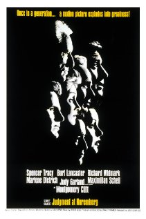Judgment at Nuremberg (1961) cover