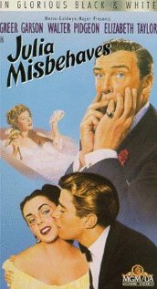 Julia Misbehaves (1948) cover