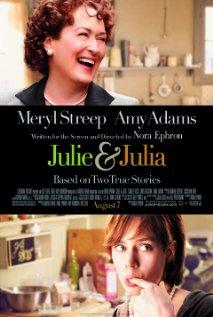 Julie & Julia 2009 poster