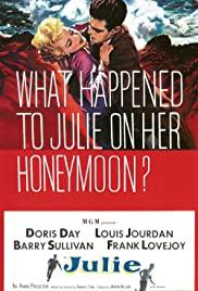 Julie (1956) cover