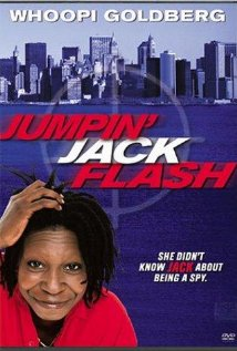 Jumpin' Jack Flash (1986) cover