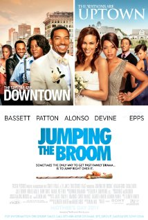 Jumping the Broom (2011) cover