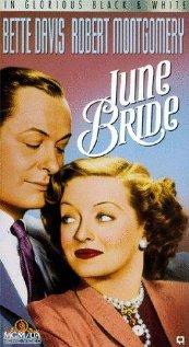 June Bride (1948) cover
