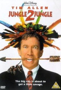 Jungle 2 Jungle (1997) cover