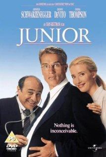 Junior (1994) cover